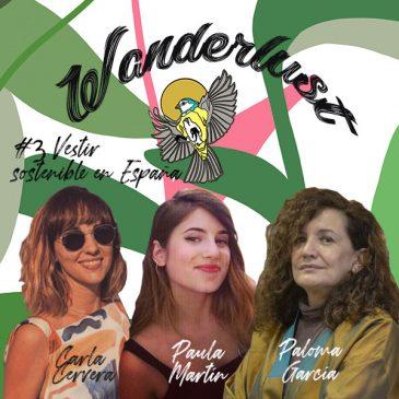 Vestir sostenible en España, con Paloma García de The Circular Project y Carla Cervera
