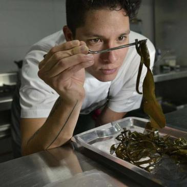Desperdicio cero: la cocina óptima de Palmiro Ocampo y el batch-cooking con Rita Cifuentes