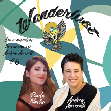 Cómo encontrar tu esencia y reconectar con tu belleza, con Andrea Amoretti